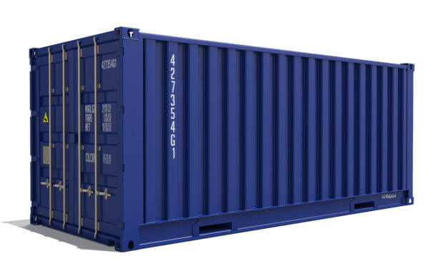20-ft & 40-ft Shipping Containers