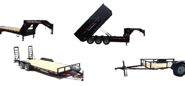 Small & Medium- Duty Trailers