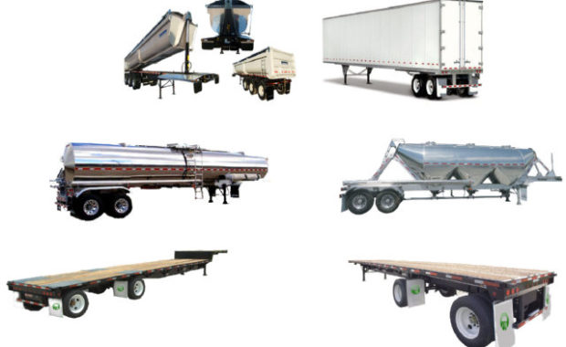Over the Road Trailers & Tanks